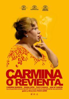 Setembre 2014 -- Carmina és una dona de 58 anys que regenta una venda a Sevilla on es venen productes ibèrics. Després de patir diversos robatoris i no trobar el suport de l'asseguradora, inventa una manera de recuperar els diners per treure a la seva família endavant. Mentre espera el desenllaç del seu pla reflexiona a la cuina de casa sobre la seva vida, obra i miracles.