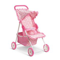 American Girl® Dolls: Bitty's Stroller