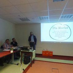 Spannende Diskussionen zum Thema Markenführung und Mittelstand gab es gestern bei der Werbegemeinschaft Isselhorst. Wir bedanken uns für die Einladung! :)