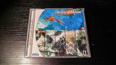 Ikaruga/Border Down 2 in 1 Sega Dreamcast Reproduction