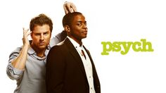 """The Protagonist Podcast #090: Shawn Spencer and Burton Gustor in Psych (TV 2006-14) """"I'm not 27 anymore. I can do whatever I want.""""  Todd and Joe talk about one of TV's most entertaining set of best friends."""