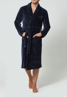 Für gemütliche Stunden daheim! Calvin Klein Underwear WOVEN SLEEPWEAR - Bademantel - blue für 107,95 € (30.11.15) versandkostenfrei bei Zalando bestellen.