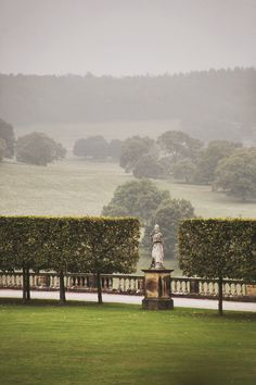 the grounds at chatsworth house, derbyshire- English Idylls tumblr