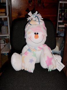 Snowman cutie.