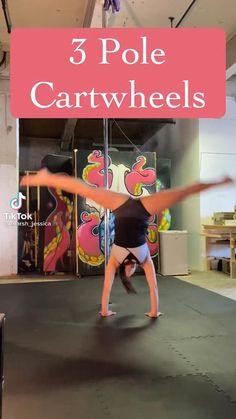 Pole Fitness Moves, Pole Dance Moves, Pole Dancing Fitness, Dance Tips, Gym Workout Tips, Workout Videos, Fun Workouts, Pool Dance, Pole Classes