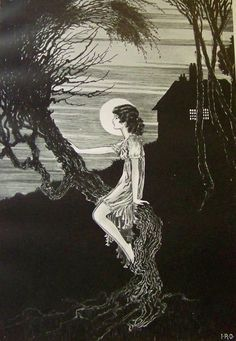 1919 illustration by Ida Rentoul Outhwaite | eBay                                                                                                                                                                                                                                                                                                                                                                                                                                               from eBay