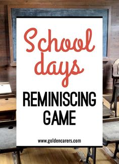 Days Reminiscing Cards This is a wonderful game that can be adapted to any occasion. Residents will enjoy reminiscing and sharing stories.This is a wonderful game that can be adapted to any occasion. Residents will enjoy reminiscing and sharing stories.