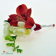 венок невесты красные розы с красной альстромерией: 22 тыс изображений найдено в Яндекс.Картинках