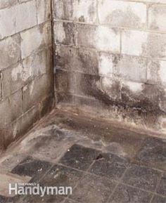 #DIY Basement tips: Don't let your basement look like this! Here's how: http://www.familyhandyman.com/basement/basement-finishing-tips