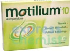 Domperidone, also known as Motilium is to be restricted following a European review, which found 57 people died from heart problems while taking the drug