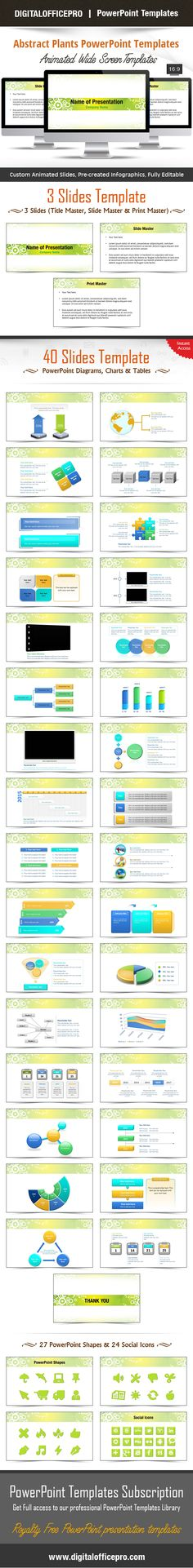 Server Tower PowerPoint Template Backgrounds - delivery document template