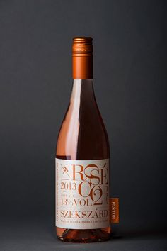 Pastor winery's wines with screw cap / 2014 on Behance