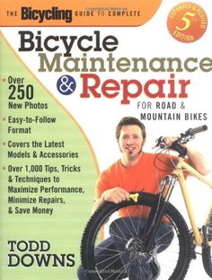 The Bicycling Guide to Complete Bicycle Maintenance and R... https://www.amazon.com/dp/1579548830/ref=cm_sw_r_pi_dp_x_4pgkybQ1T6DMB
