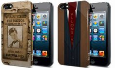 Doctor Who – iPhone5 Case 11th Doctor Mercy Design