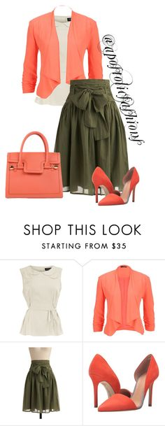 Apostolic Fashions #1238 by apostolicfashions on Polyvore featuring Dorothy Perkins, maurices, Olive, L.A.M.B. and Viktor & Rolf