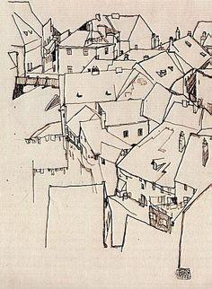 indispensabletopersevere:  Egon Schiele