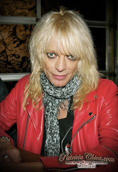 "https://flic.kr/p/atNWX1 | Portrait of Michael Monroe 2011 (by Patricia Chica). | Michael Monroe's SENSORY OVERDRIVE TOUR © Patricia Chica, a.k.a. Chicatronica All Rights Reserved © <a href=""http://www.PatriciaChica.com"" rel=""nofollow"">www.PatriciaChica.com</a>, Rock N' Roll Photography For more information: info@PatriciaChica.com"