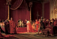 The King of Rome by Jean Georges Vibert 1900