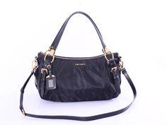 Luxury Handbags in Black onnline sale Prada Purses, Prada Tote, Prada Handbags, Satchel, Luxury, Shoulder Bags, Leather, Black, Women