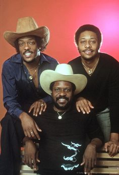 The Gap Band was an American RB and funk band which rose to fame during the 1970s and 1980s. Composed of brothers Charlie, Ronnie, and Robert Wilson, the band first formed as the Greenwood, Archer and Pine Street Band in 1967, in their hometown of Tulsa, Oklahoma. The group shortened its name to The Gap Band in 1973. After 43 years together, they retired in 2010.