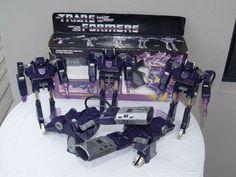 Transformers G1 Shockwave