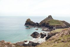 Kynance Cove, Cornwall.  http://www.nationaltrust.org.uk/lizard-point-and-kynance-cove/