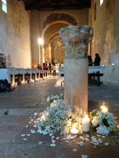 matrimonio nell'abbazia