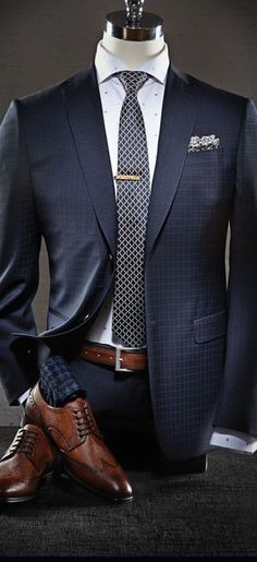 22 Ideas moda masculina formal suits for 2019 Fashion Mode, Suit Fashion, Fashion Outfits, Style Fashion, Trendy Fashion, Fashion News, Fashion Shirts, Fashion Updates, Dope Fashion