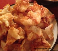 Homemade Crispy Crab Rangoons :)