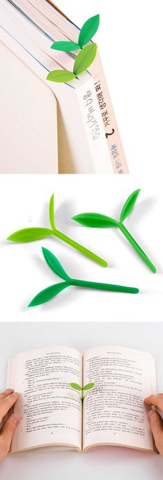 Sprout bookmark #product_design