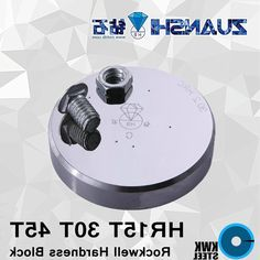 35.00$  Watch now - https://alitems.com/g/1e8d114494b01f4c715516525dc3e8/?i=5&ulp=https%3A%2F%2Fwww.aliexpress.com%2Fitem%2FRockwell-HR15T-HR30T-HR45T-Metallic-Rockwell-Hardness-Reference-Blocks-Hardness-Test-Standard-Block-Hardness-Tester-OD60mm%2F32772009666.html - Rockwell HR15T HR30T HR45T Metallic Rockwell Hardness Reference Blocks Hardness Test Standard Block Hardness Tester OD60mm 35.00$