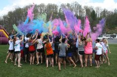 Bluefield College Students Celebrate 38th Annual Mud Pig Day. Story, videos, photos here: http://www.bluefield.edu/article/students-celebrate-38th-mud-pig-day.