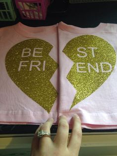 Best Friends Are Forever by Surabhi on Etsy