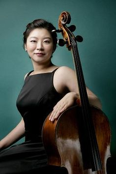 Mee-Hae Ryo (1967)  is a S.Korean cellist. She began playing cello at age 6 and received lessons through her middle and high school years. She attended Juilliard and graduated from the School of Music at the University of Michigan, where she earned a doctorate. After she won the British Aberdeen Chamber Festival, the Korean Joong-Ang Ilbo Competition of Music, and the Young Artists Music Competition in Fort Collins, Colorado, she performed extensively across the United States and Europe.