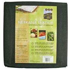 Textília Garden m, netkaná, 50 g/m, čierna Ms Gs, 50th, Gardening, Food, Lawn And Garden, Essen, Meals, Yemek, Eten