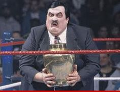 Paul Bearer -- the spooky WWE manager who helped introduce The Undertaker -- died Tuesday evening at the age of 58 . this according to the WWE. Wwf Superstars, Wrestling Superstars, Paul Bearer, Watch Wrestling, Wwe Tna, Royal Rumble, Professional Wrestling, Wwe Wrestlers, The Good Old Days