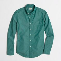 J.Crew Factory - Factory slim sunwashed oxford shirt