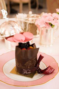 Pera Palace Hotel Jumeirah, Istanbul, - sweet treats from Patisserie de Pera