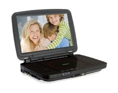 RCA DRC99310U 10-Inch Portable DVD Player with USB and SD Card Slot   Best TV Brands