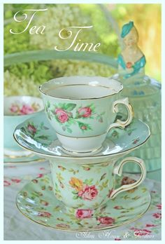 (via Aiken House & Gardens | Cherished China ♥ | Pinterest)