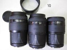 5L117EB SIGMA 70-210mm F4-5.6 レンズまとめて3本 ジャンク_画像1