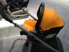 New Uppa Baby Mesa infant car seat but in black of course