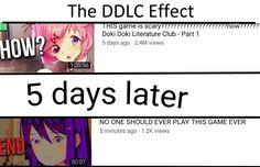 Doki Doki Literature Club: Trending Images Gallery | Know Your Meme