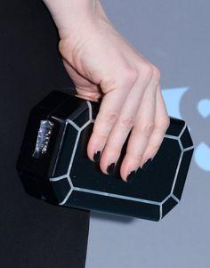 Pin for Later: Mit diesen Maniküren verpassen die Stars ihrem Look den letzten Schliff Bryce Dallas Howard, Critics' Choice Awards