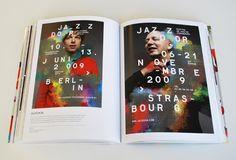 rainbow-hued graphics