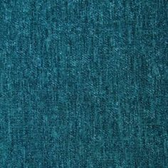 Eaton Dark Teal Blue Chenille Solid Upholstery Fabric  Price: $11.95