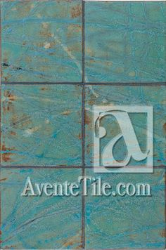 "David Shipley Conversation 1 | 12"" x 18"" Mural Hand-Painted Ceramic Tile | Avente Tile"