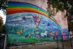 murale Śnieżka