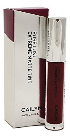 CAILYN Pure Lust Extreme Matte Tint Lipstick, Demonist 15, 3.5 Gram -- This is an Amazon Affiliate link. You can get more details by clicking on the image.