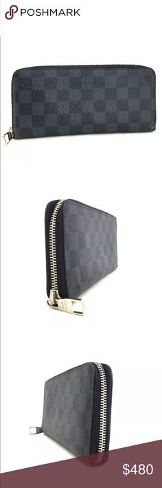 Shop Women s Louis Vuitton size x inches Wallets at a discounted price at  Poshmark. 71b9a7e3cf442